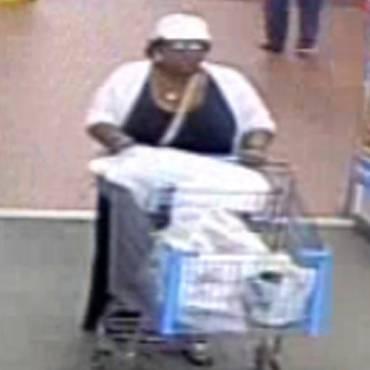 Unknown Black Female