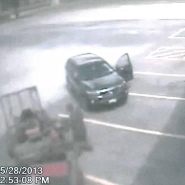Unknown Male Suspect